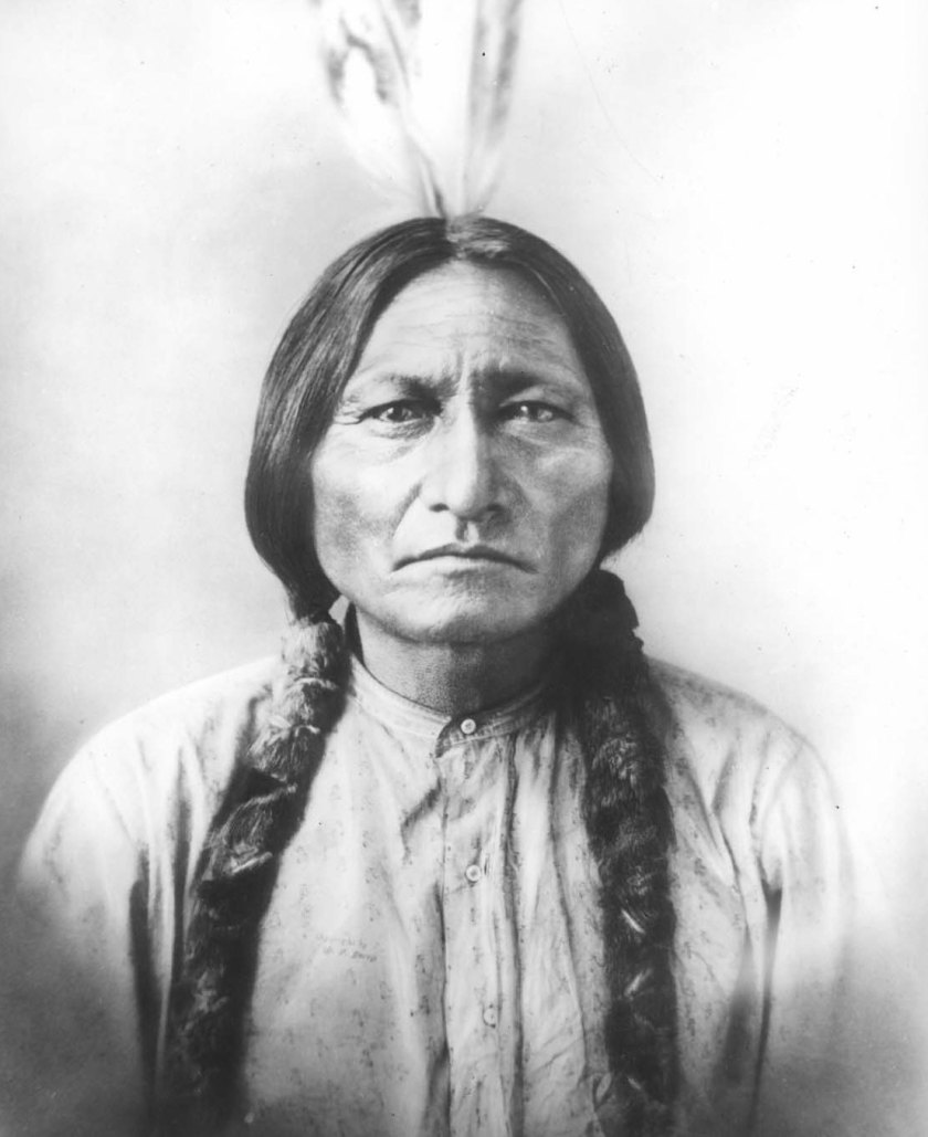 C0436-01 Sitting Bull Morrow Photo
