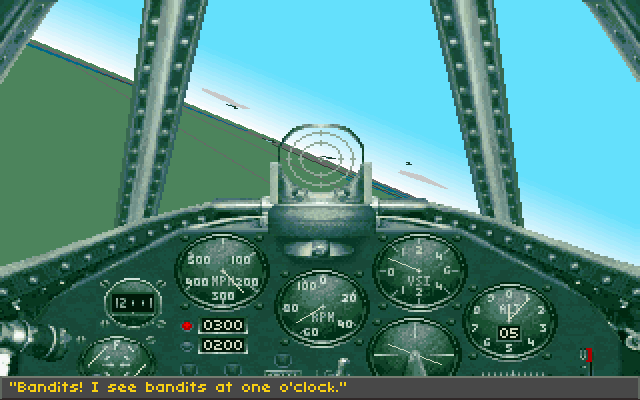 329374-aces-over-europe-dos-screenshot-intercepting-a-group-of-german